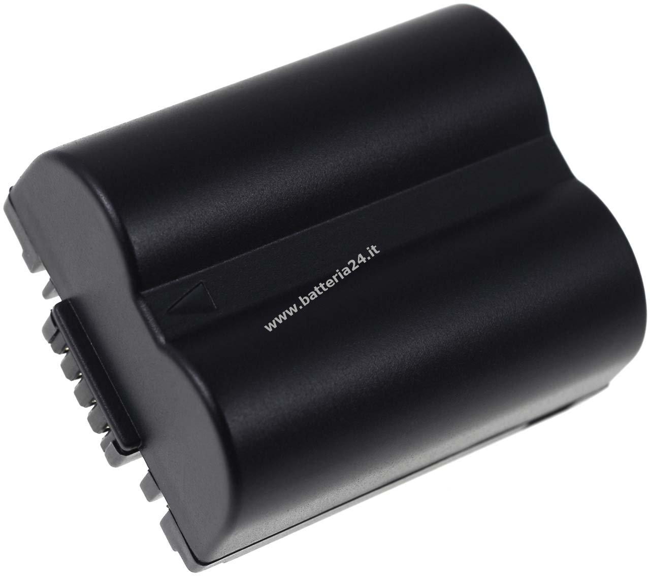 batteria per panasonic modello cgr s006e batteria negozio a buon mercato le batterie. Black Bedroom Furniture Sets. Home Design Ideas