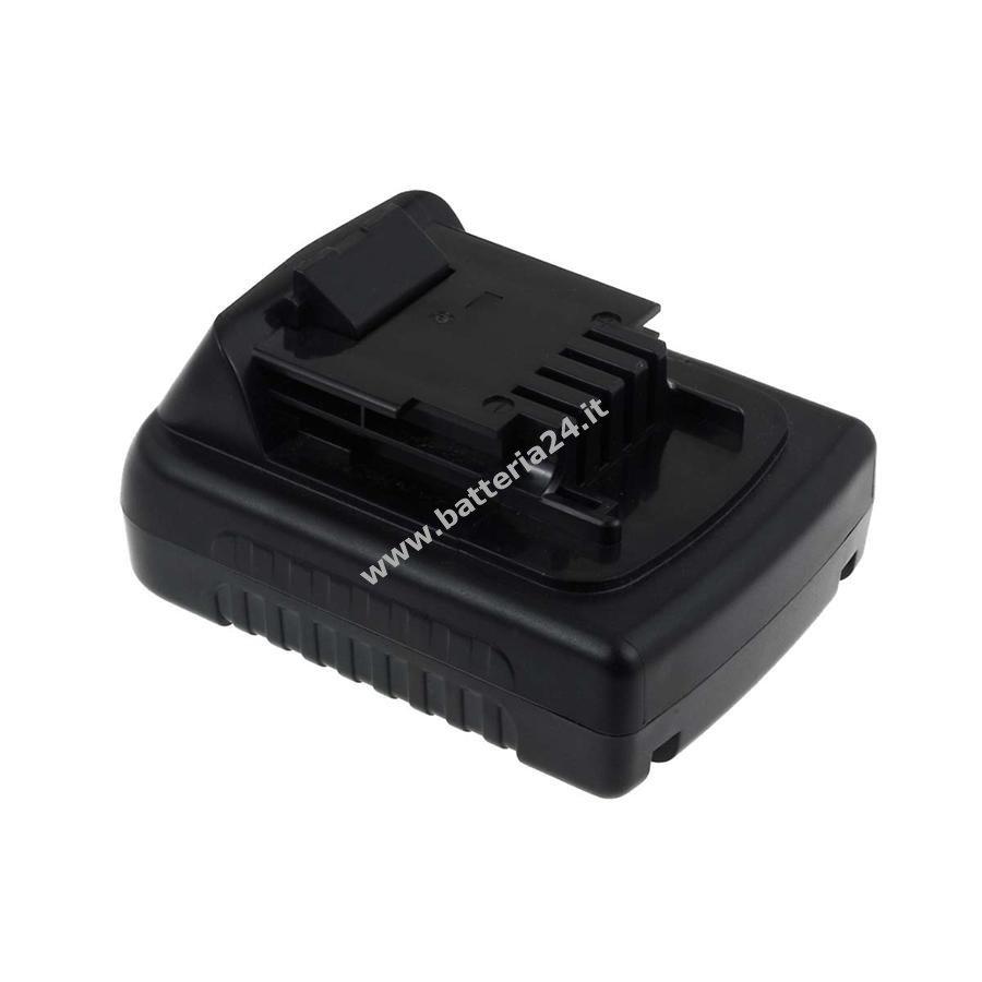 Batteria per utensile da lavoro black decker modello for Tavolo lavoro black decker