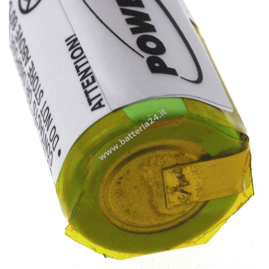 rasoio a batteria philips